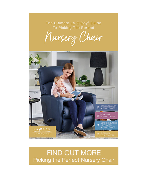 The Perfect Nursery Chair