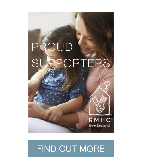 PROUD SUPPORTERS RMHC